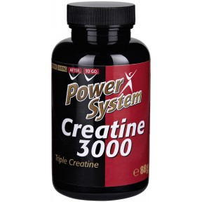 Power System Creatine 3000