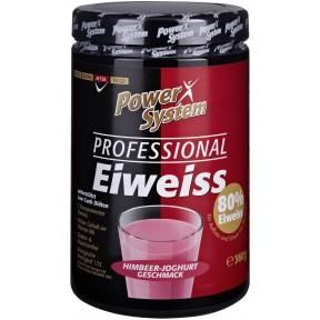 Power System Professional Eiweiss Himbeer Joghurt Geschmack 80% Eiweiss