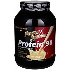 Power System Protein 90 Bourbon Vanille Geschmack