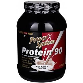 Power System Protein 90 Geschmack Neutral