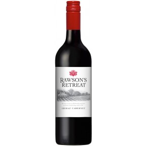 Penfolds Rawsons Retreat Shiraz Cabernet Rotwein 2018