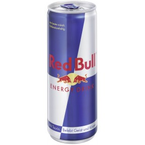 Red Bull Energy Drink 0,25 ltr