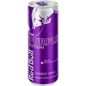 Red Bull The Purple Edition Acai 250ML