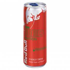 Red Bull Energydrink The Red Edition Wassermelone 250ML