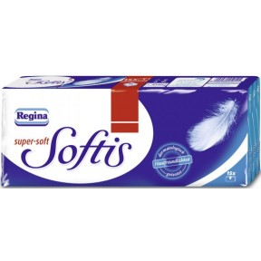 Regina Softis Taschentücher super-soft 15x 10 Stück