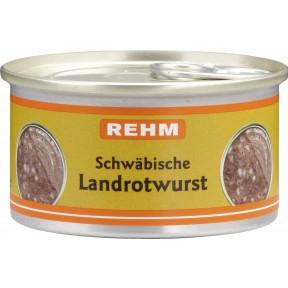 Rehm Schwäbische Landrotwurst