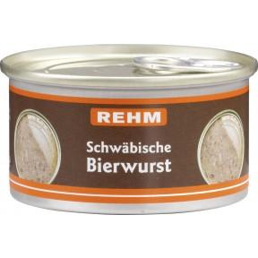 Rehm Schwäbische Bierwurst 125 g