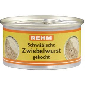 Rehm Schwäbische Zwiebelwurst gekocht