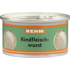 Rehm Rindfleischwurst 125 g