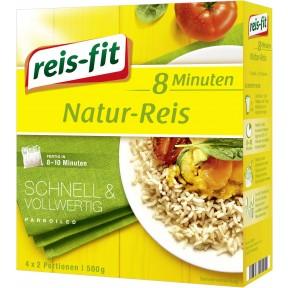 Reis-Fit Natur-Reis im Kochbeutel 8-10 Minuten