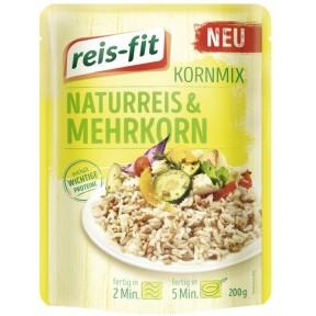 Reis-Fit Kornmix Naturreis & Mehrkorn