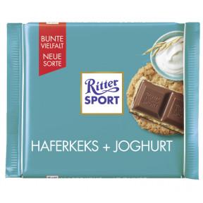 Ritter Sport Haferkeks+Joghurt 100G