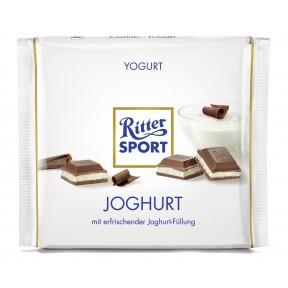 Ritter Sport Joghurt Schokolade große Tafel 250 g