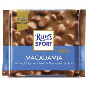 Ritter Sport Macadamia 100 g