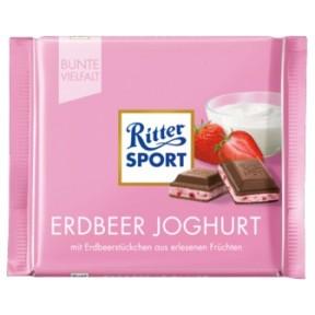 Ritter Sport Erdbeer-Joghurt