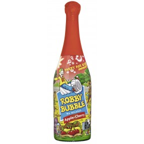 Robby Bubble Apple-Cherry 0,75 ltr