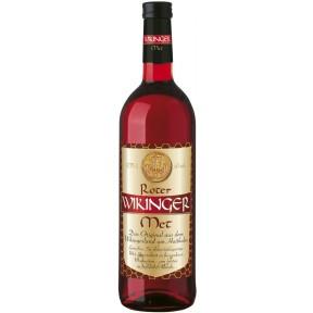 Wikinger Met Honigwein rot mit Kirschsaft 0,75 ltr