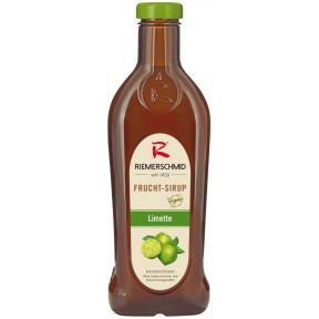 Riemerschmid Frucht-Sirup Limette vegan 0,5 ltr