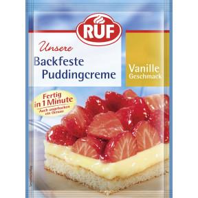 Ruf Unsere Backfeste Puddingcreme 42G