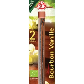 Ruf Bio Bourbon Vanille