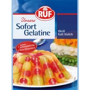 Ruf Sofortgelantine weiss 30 g