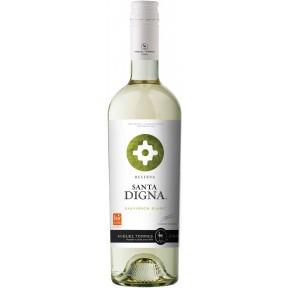 Santa Digna Sauvignon Blanc Reserva Weißwein 2019 Fairtrade 0,75 ltr