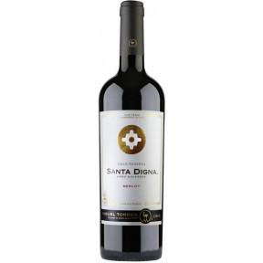 Santa Digna Merlot Reserva Rotwein trocken 0,75L