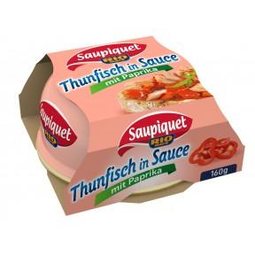Saupiquet Thunfisch in Sauce mit Paprika