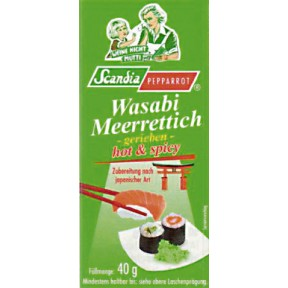 Scandia Wasabi Meerrettich gerieben hot & spicy
