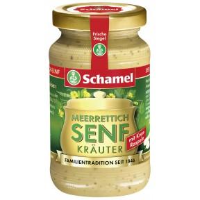 Schamel Meerrettich Senf Kräuter
