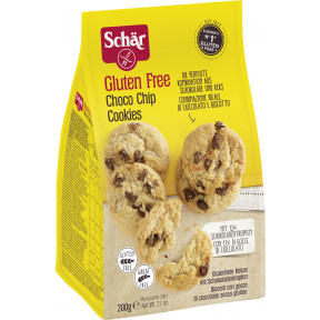 Schär Choco Chip Cookie glutenfrei 200g