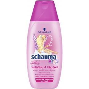 Schwarzkopf Schauma Shampoo & Waschgel Kids Mädchen 250 ml
