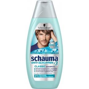Schauma Shampoo Anti-Schuppen x3 Classic