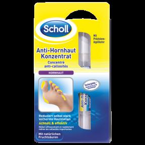 Scholl Anti-Hornhaut Konzentrat