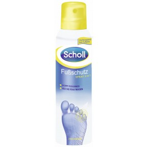 Scholl Fußschutz Spray 2 in 1