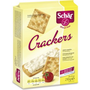 Schär Crackers glutenfrei