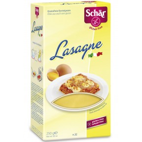 Schär Lasagneblätter glutenfrei 250 g