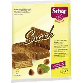 Schär Snack Schoko & Haselnuss glutenfrei 3ST 105G