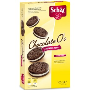 Schär Chocolate O´s glutenfrei 165 g