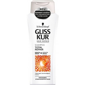 Schwarzkopf Gliss Kur Total Repair Shampoo