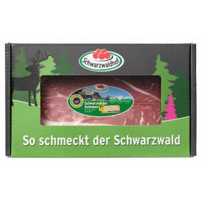 Schwarzwaldhof Schwarzwälder Schinken im Schmuckkarton 350G