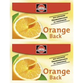 Schwartau Orange Back