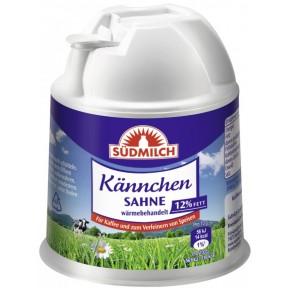 Südmilch Kaffessahne Kännchen 12% Fett 200 g