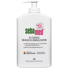 Sebamed Wasch-Emulsion flüssig Spenderflasche