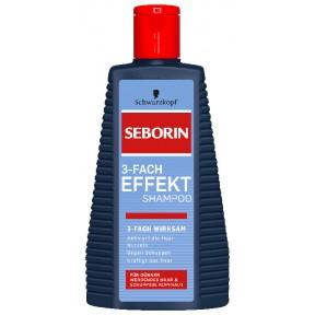 Schwarzkopf Seborin 3-fach Effekt Shampoo
