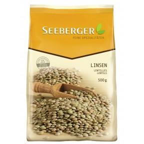 Seeberger Linsen extra groß 500 g