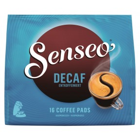 Senseo Kaffeepads Decaf 16x 6,93 g