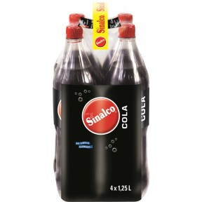 Sinalco Cola 4x 1,25 ltr PET