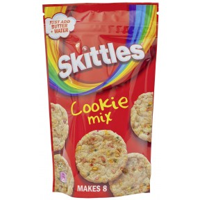 Skittles Cookie Mix