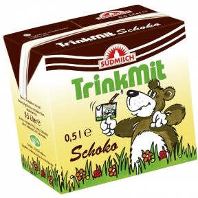 Südmilch Trinkmit Schoko-Trunk